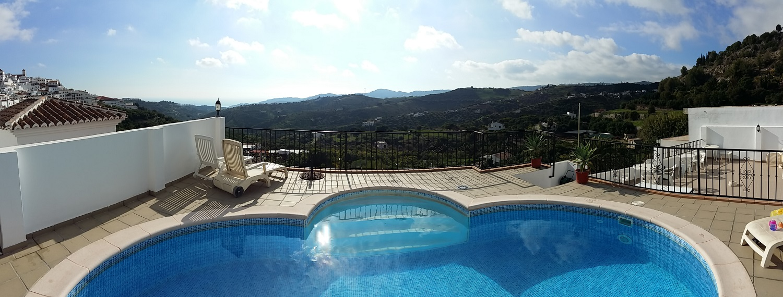 Frigiliana Rental Apartment | 'La Fuente Vieja'