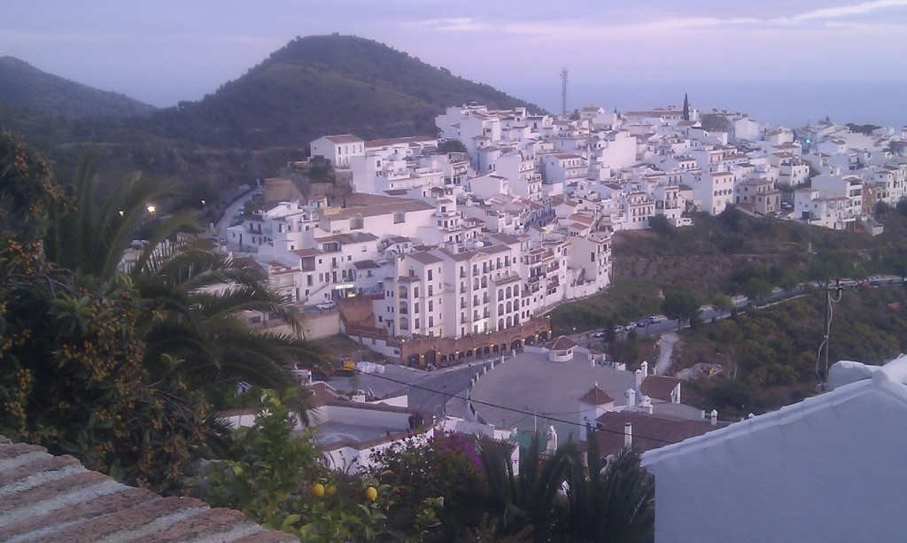Rent your holiday accommodation in Frigiliana