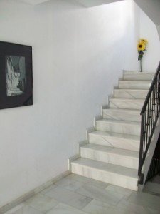 La Fuene Vieja Hall Stairs