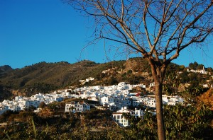 Frigiliana village