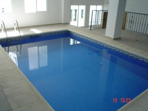 Frigiliana apartment with Indoor Pool