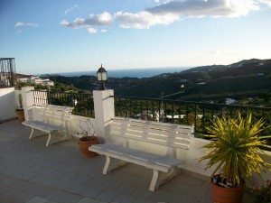 Frigiliana sun terrace